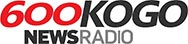 Newsradio 600 KOGO Logo