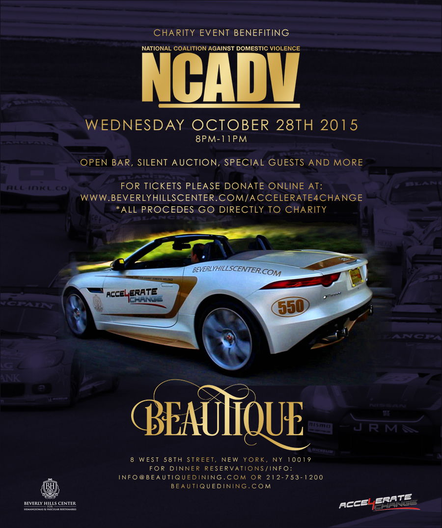NCADV - Charity event