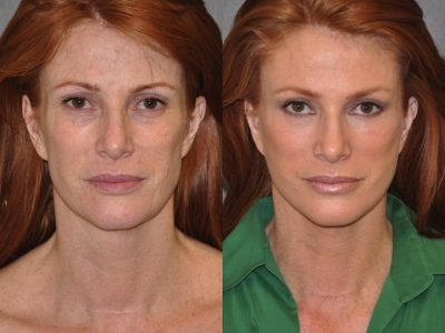 Super Model Angie Everhart - Front