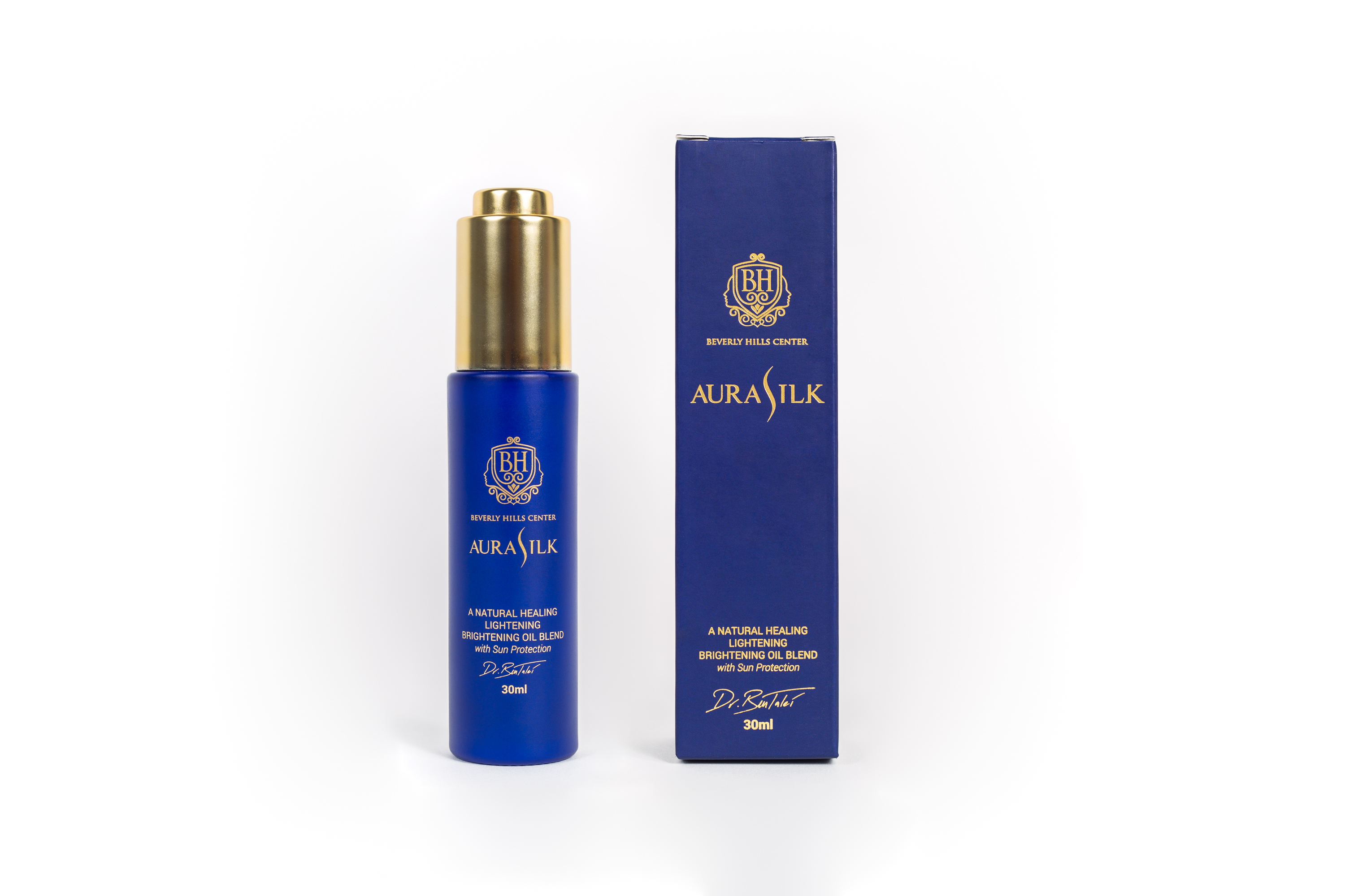 AuraSilk Face Oil