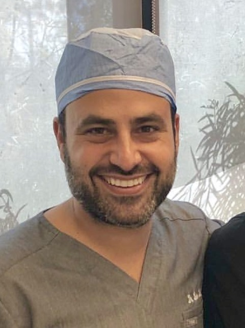 Dr. Ben Talei of The Beverly Hills Center